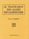 Picture of Le traitement des algies par l'acupuncture