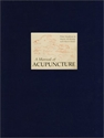 Εικόνα της A manual of acupuncture
