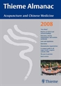Εικόνα της Thieme Almanac 2008 Acupuncture and Chinese Medicine