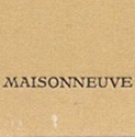 Εικόνα για τον κατασκευαστή Maison Nueve